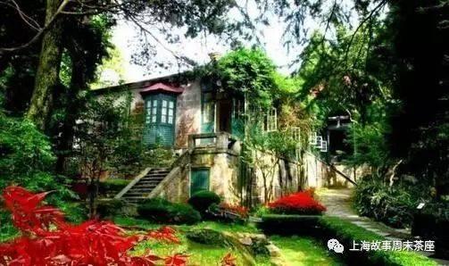蒋介石在庐山的别墅院子井好东别别墅还是西边好雨水图片