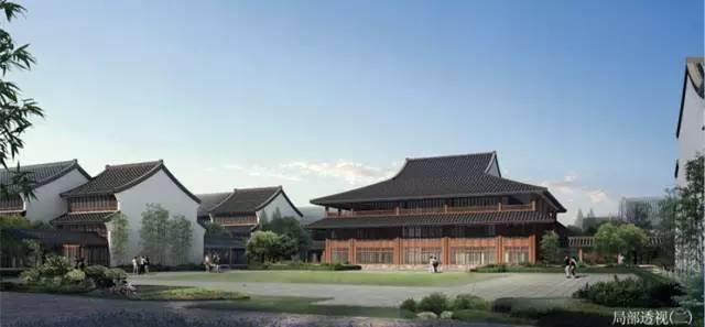 十大养老院建筑设计分享图片