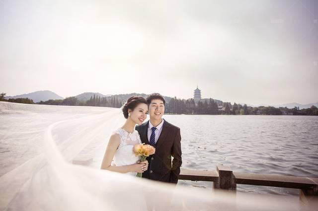 杭州最美婚纱照_杭州最美风景照片
