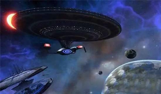 感受未来宇宙文明,科幻谷
