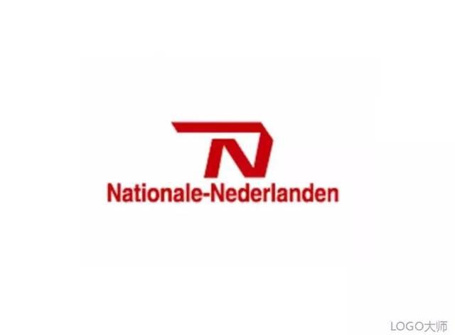 字母n创意logo设计合集