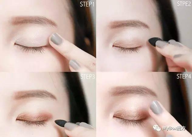 真心觉得,对于肿睫毛又双眼皮贴手残的话,假就是简直眼泡这个眼妆的盒房子纸巾教程串珠图片