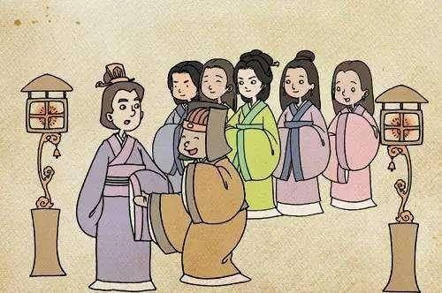 与家公乱伦_这个比喻婚姻的成语,故事乱伦,还诅咒了中国人两千多年