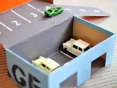 旧鞋盒的diy手工制作-太实用了!| 巧手教育