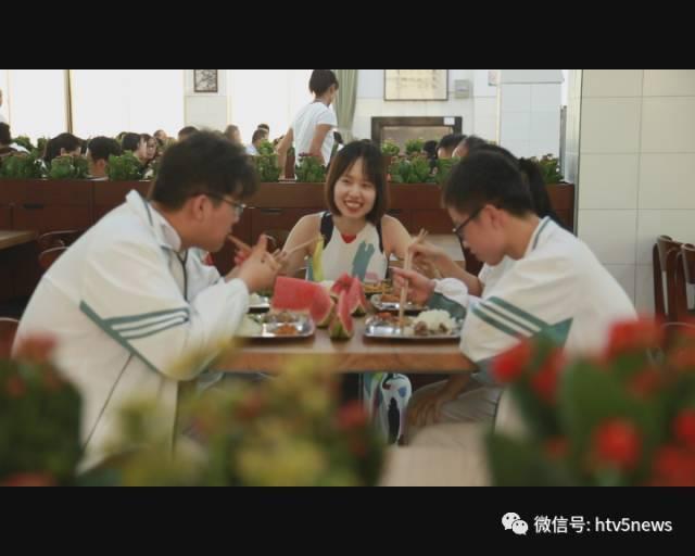 胸罩点播有约丨走近杭州市长河高级中学可爱老名校怎样选高中生图片