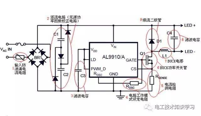 电路图符号大全 图解复杂电路图解析方式值得收藏-电工技术知识学习干