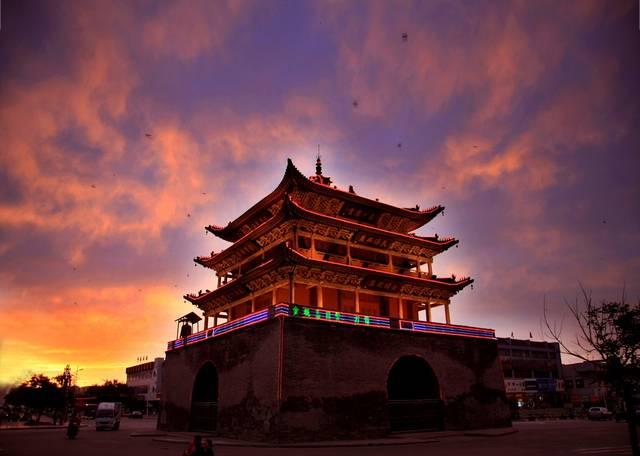 民邦��`$���yg,��dy�_骊 靬 古 城 0  4  金昌,也是一座历史文化厚重的丝路古城.
