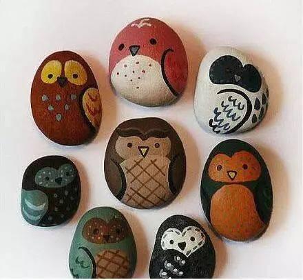 欣赏|小石头,玩出大创意图片