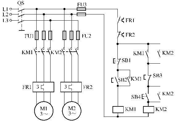 45张电工常用电动机控制电路图,值得收藏!