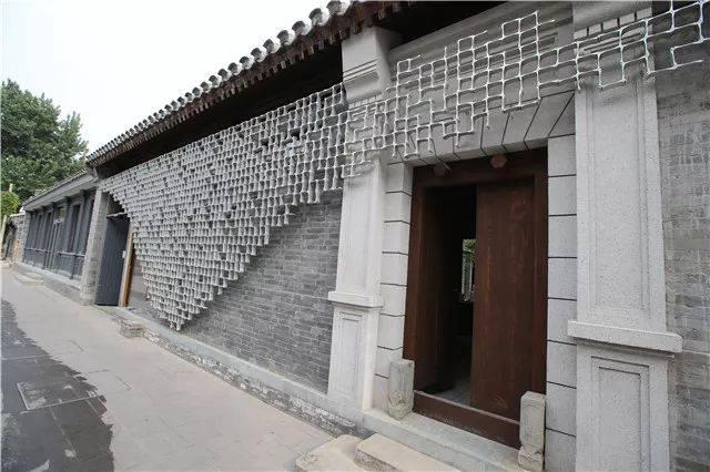 前门西焕发厂:老活力打磨新胡同江口县室内设计培训班图片