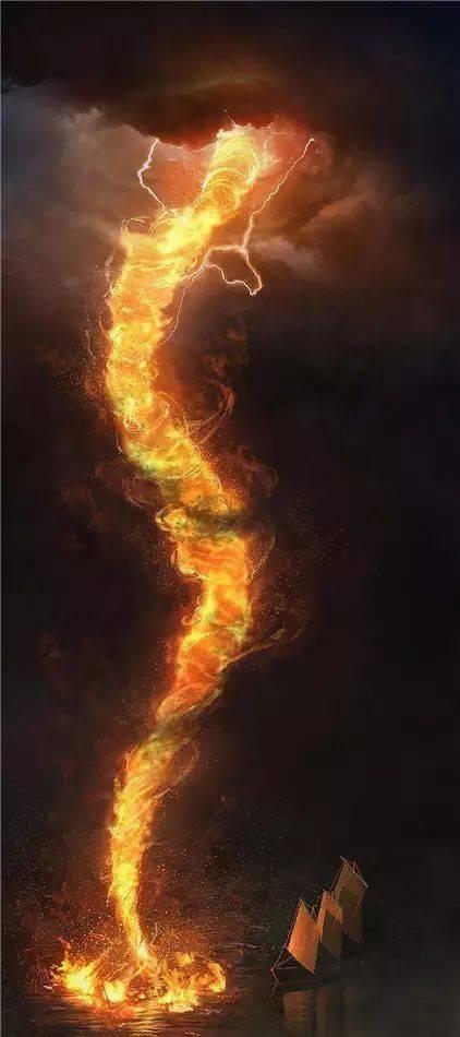 水火交融图片
