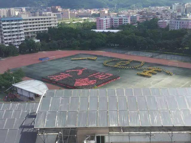 广东大学最牛军训大PK,你觉得哪所学校最惊艳