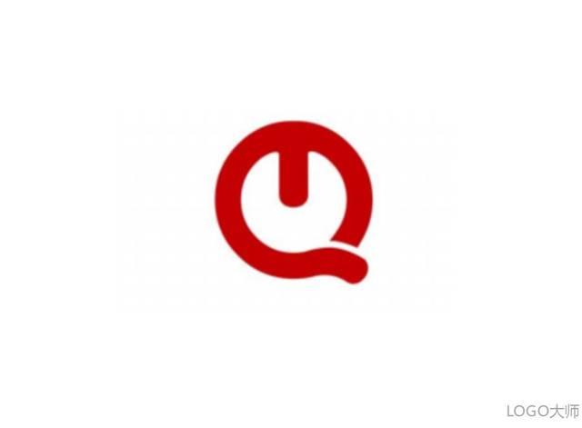 字母q創意logo設計合集
