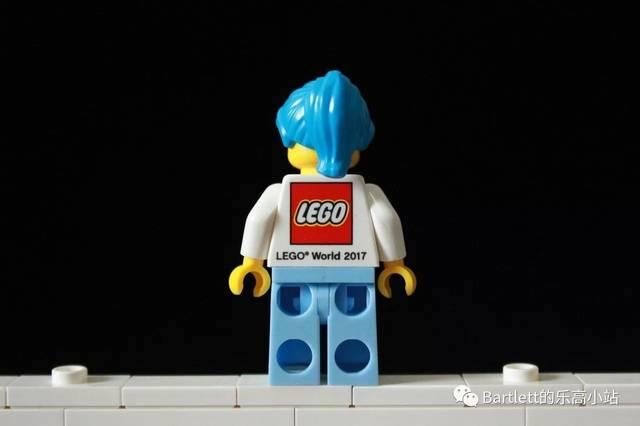 樂高官方活動lego world限定人仔介紹圖片