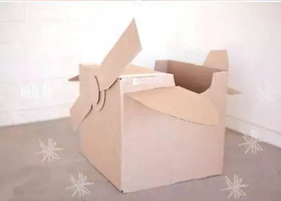 椅子手工制作(纸)方法