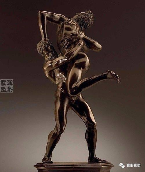 健美人体艺术_【资料】男人体雕塑:身材健美,富有力量感的具象写实\