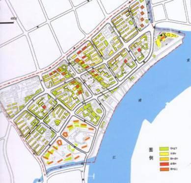 城市天际线规划图