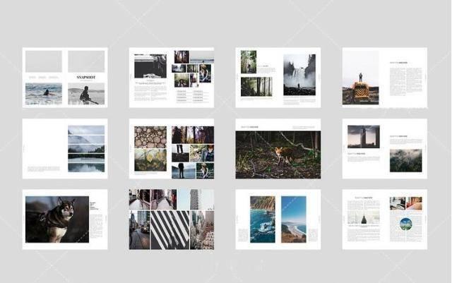 indesign必杀技,分分钟秒出方案排版(附id排版模板)图片