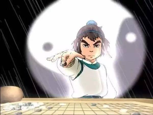 """你真了不得~"""" 《围棋少年》 围棋天才少年江流儿 下得了棋,谈得了人生"""