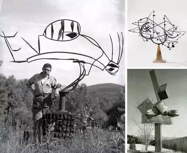 顶级欧美欧美欧美人体艺术_【芭莎艺术】他重新定义了抽象雕塑,是最伟大的美国雕塑家之一,他让