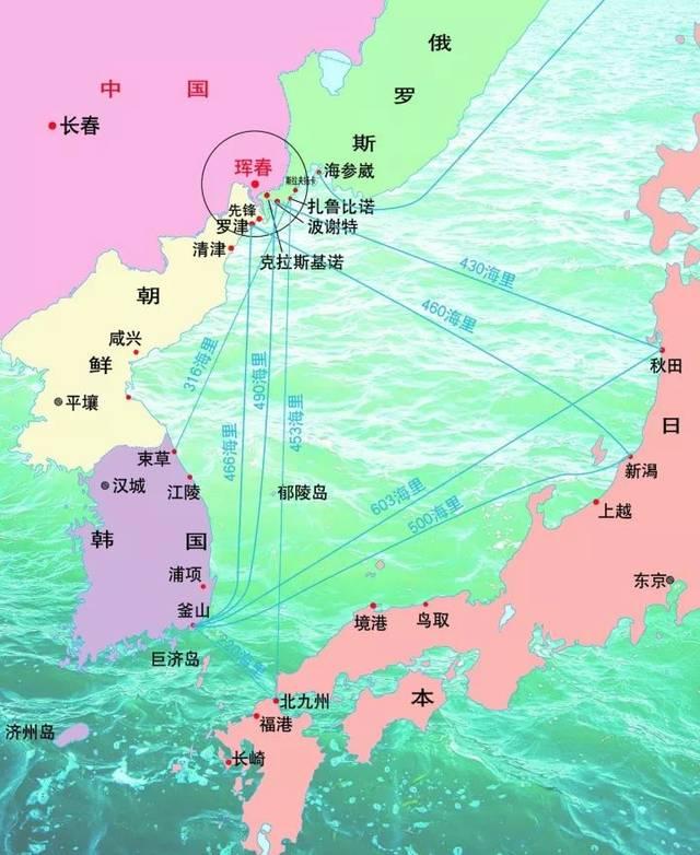"""珲春历史上就是丝绸之路的重要节点城市,隋唐时期,珲春是举世闻名的"""""""