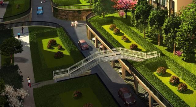 来不久,阿克苏人将住上高大上的园林式景观小室内设计师v景观剧本图片