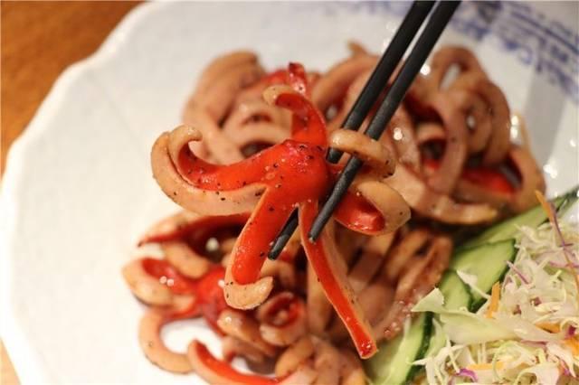 简单手绘板小章鱼