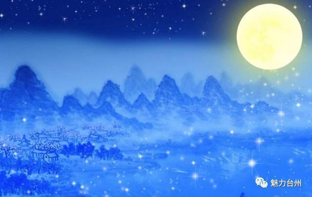 小时候,老妈常说, 月亮上有嫦娥和玉兔, 便经常抬头望月亮, 总感觉