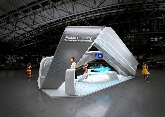 创意展览展示设计从学习发现开始!欣赏国外创意展览展示设计图片