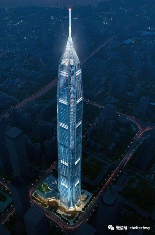 重磅:深圳第一高楼,2017年10月,【一碑科技】成功中标【深圳平安金融