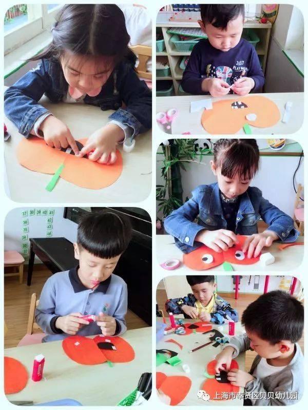 手工小制作---贝贝幼儿园诚文化教育之幼儿篇