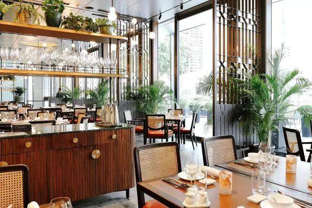 助理招聘 独具中国风的皇后餐厅平面设计餐厅设计图片