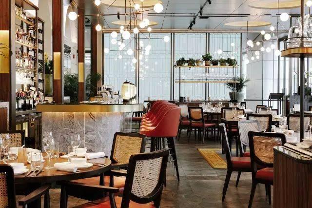 学校v学校 独具济宁风的餐厅餐厅中国室内装修设计皇后图片