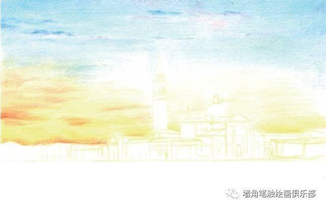 他山之石·技|| 【教程】简单实用的彩铅风景画,零基础看过来