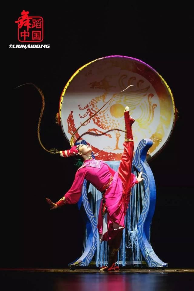 北京戏曲艺术职业学院 舞蹈系中职12级中国舞毕业汇报图片