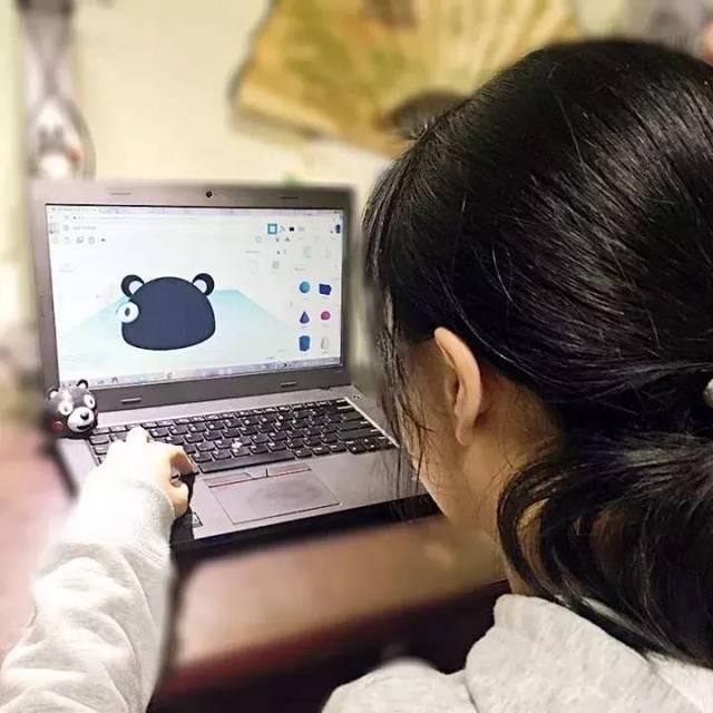 从123d design到tinkercad |听这位北京女孩怎么说图片