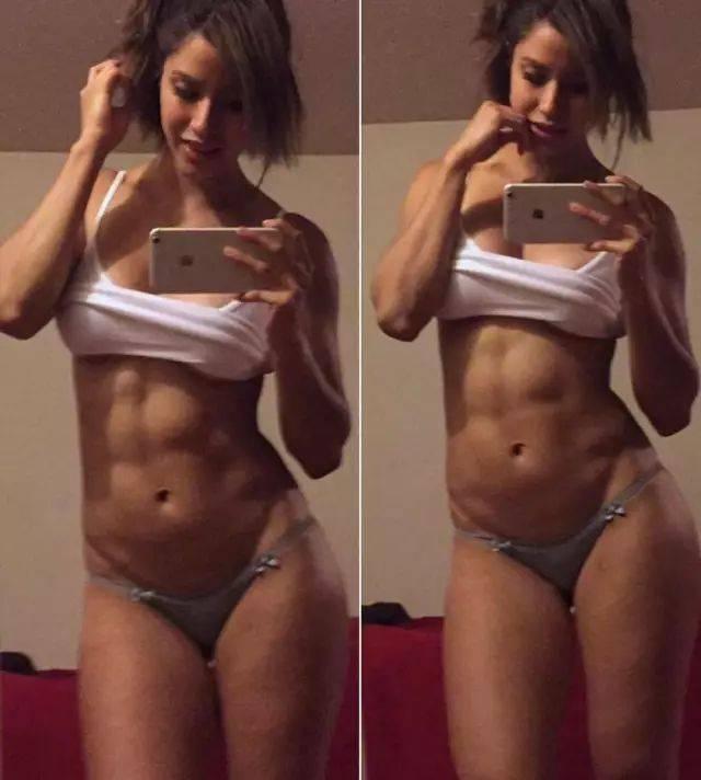老外撸视频视频大全_她28岁撸铁练肌肉,大腿粗到爆,却让男人疯狂舔屏!
