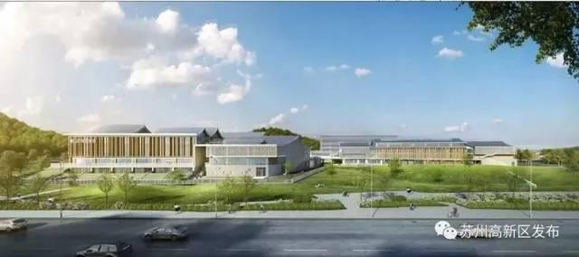 按照实验,苏州高新区景山规划初级中学校规划建设在词八大初中标志时态图片