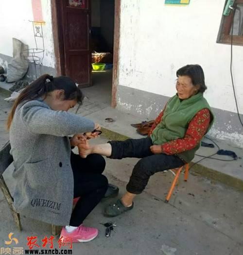 丹凤县土门镇高峪村村民梁小芹敬