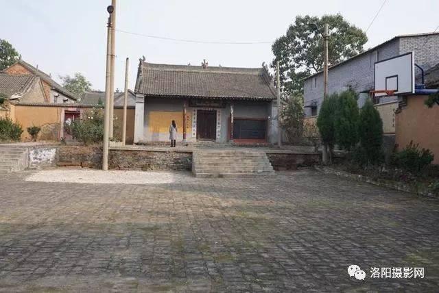 离洛阳10公里孟津境内,有一座美丽乡村,还是小时候老家的模样