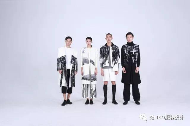 """独家  江西服装学院第21届""""润华奖""""服装设计大赛入围作品!图片"""