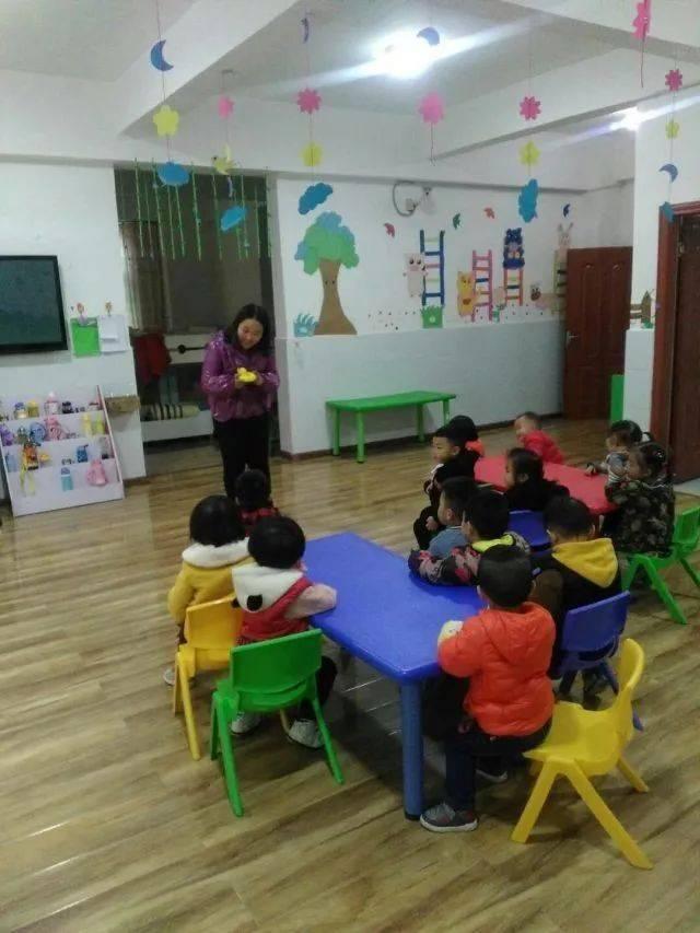 【青苹果动态】青苹果幼儿园的家长助教日真不错!教程修脚图片