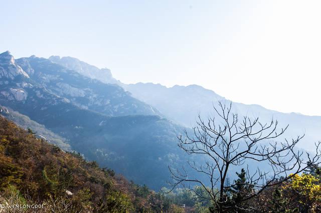 罗山国家森林公园有个神鳌的传说图片