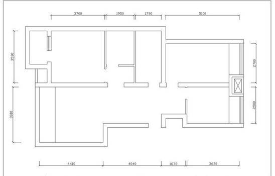cad室内装饰设计图都有哪些cad施工图,cad新手值得了解图片