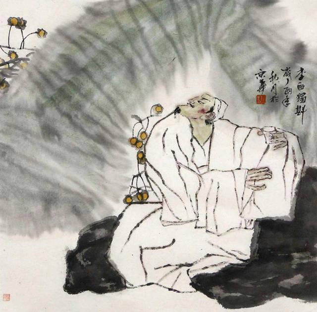 李树旺人物画作品赏析:刻画生动细腻形象质朴逼真_七星彩开结果