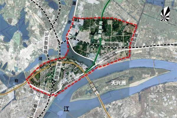 黄陂交通规划图