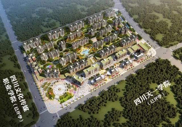 绵竹城东小学规划图