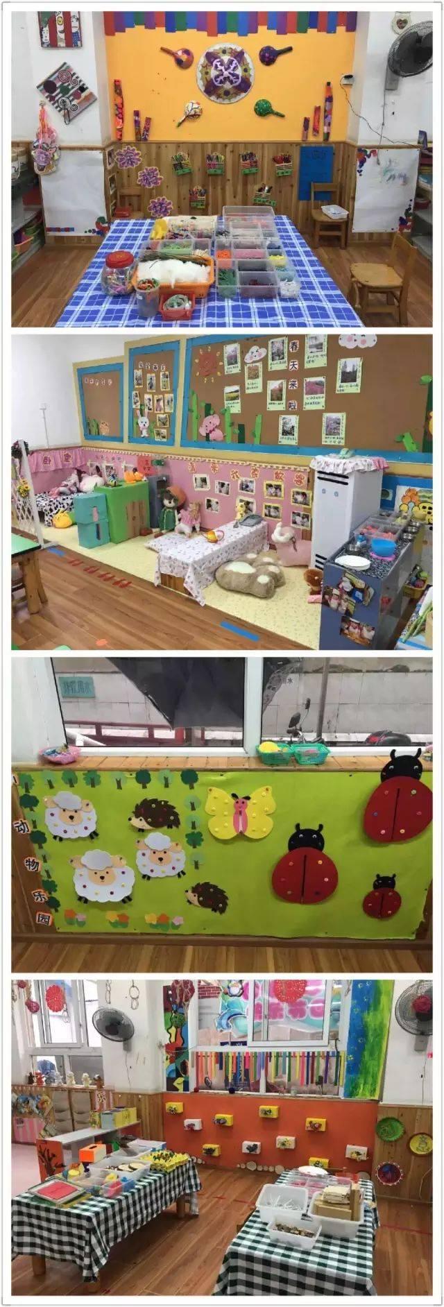 300款幼儿园冬季环创五大区域(楼梯+区角+吊饰+墙饰+主题墙)