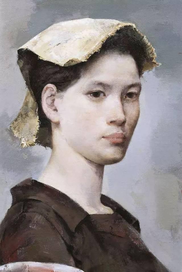 郭润文的艺术之路及其写实人物画