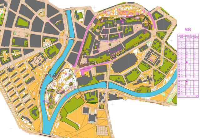 【参赛者必看】城市定向运动怎么玩?内附视频案例介绍图片